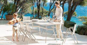 Mobiliario exclusivo para terrazas