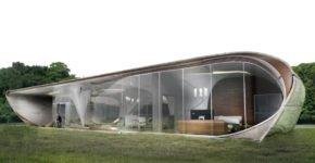 Las casas impresas en 3D ya son una realidad