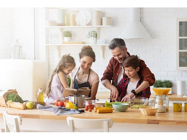 Cómo crear un diseño de cocina que funcione para su familia